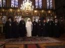 2009 07 10 Rencontre du Patriarche Daniel de Roumanie avec les évêques membres de l'AEOF