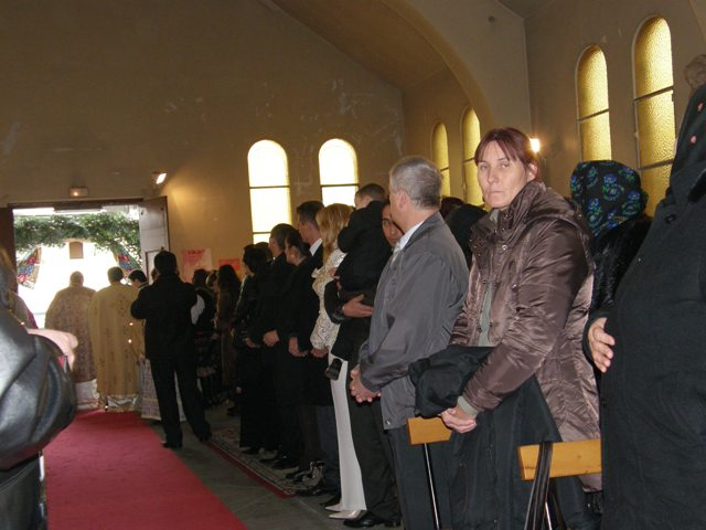 2010 01 31 Hramul parohiei Sfinţii Trei Ierarhi din Romainville - La fête de la paroisse des Trois-Saints-Hiérarques de Romainville