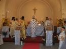 Hramul parohiei Sfinţii Trei Ierarhi din Romainville - La fête de la paroisse des Trois-Saints-Hiérarques de Romainville