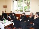 """Congresul International NEPSIS / le Congrès International NEPSIS (Conferinţa Maicii Siluana """"A fi tânăr creştin într-o lume necreştină"""" / la Conférence de la Mère Silouana """" Etre jeune chrétien dans un monde non-chrétien"""")"""