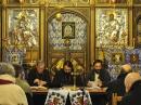 P. Noël Tanazacq, Mgr Joseph, André Lossky
