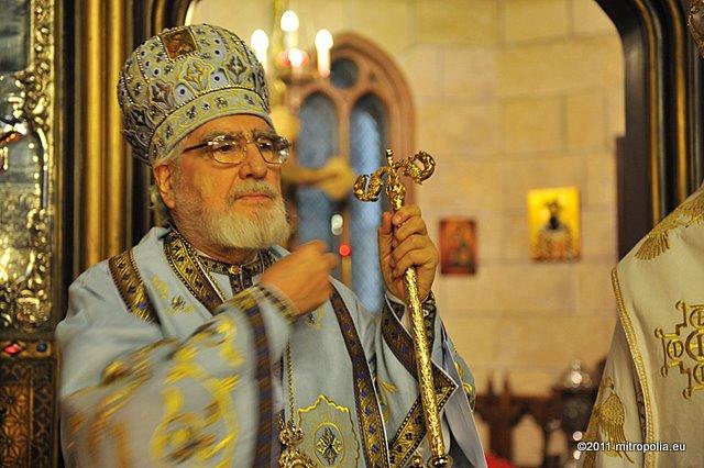 Înaltpreasfinţitul Părinte Adrian Hriţcu a trecut la Domnul