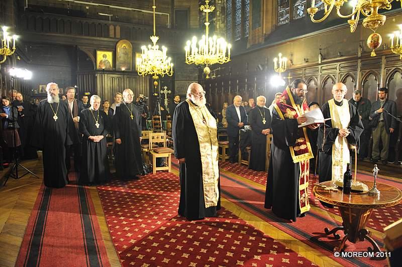 2011 11 05 Ouverture du Centre Orthodoxe d'Etudes et de Recherche