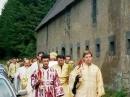 Bénédiction du Monastère de Malvialle