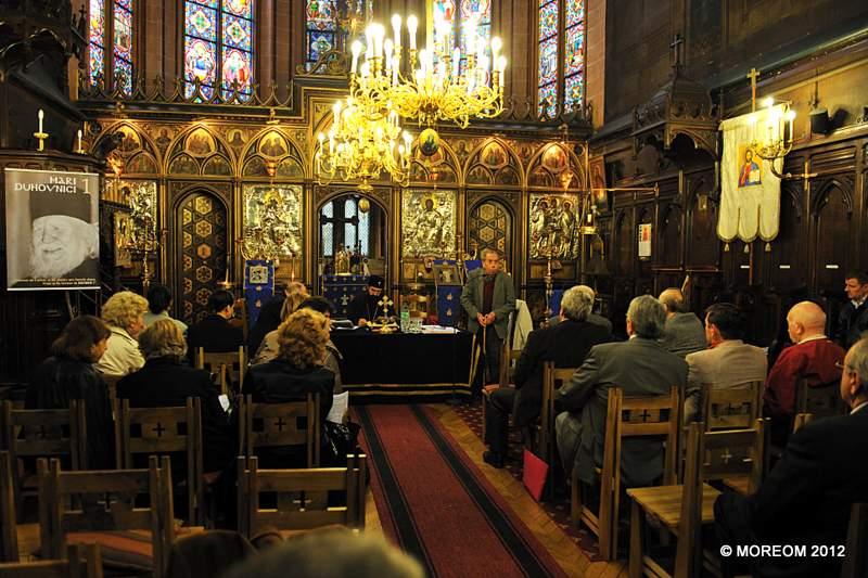 2012-03-25 Adunarea generala a asociatiilor Catedralei din Paris
