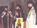 Elévation de Mgr Joseph au rang de métropolite - Bordeaux, France