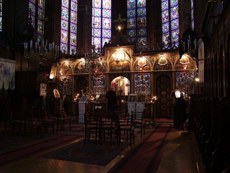 2009 05 10, Paris, Biserica Sfintii Arhangheli - Eglise des Sts-Archanges