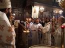 Citirea angajamentului preoţesc în faţa episcopului şi a credincioşilor