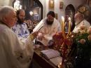 Punerea mâinilor episcopului, hirotonia