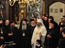 2009 07 09 Visite pastorale du Patriarche Daniel de Roumanie : Te Deum à la cathédrale Sts-Archanges de Paris