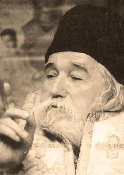 Mari Duhovnici 4 - Parintele Ilie Cleopa