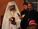 2009 07 09 Visite pastorale du Patriarche Daniel: Doctor Honoris Causa de l'Institut Saint-Serge de Paris