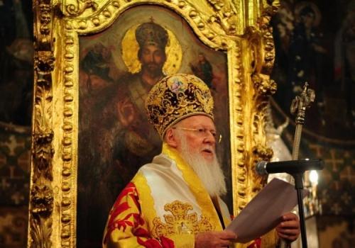 Mesajul de Crăciun al Patriarhului Bartolomeu