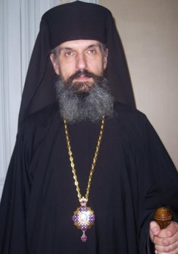 Arhimandritul Marc - Episcop vicar al Mitropoliei noastre